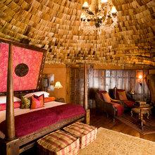 Фотография: Спальня в стиле Кантри, Классический, Современный, Дом, Дома и квартиры – фото на InMyRoom.ru