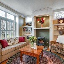 Фотография: Гостиная в стиле Кантри, Декор интерьера, Дом – фото на InMyRoom.ru