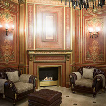 Фото из портфолио Топки для традиционных порталов – фотографии дизайна интерьеров на INMYROOM