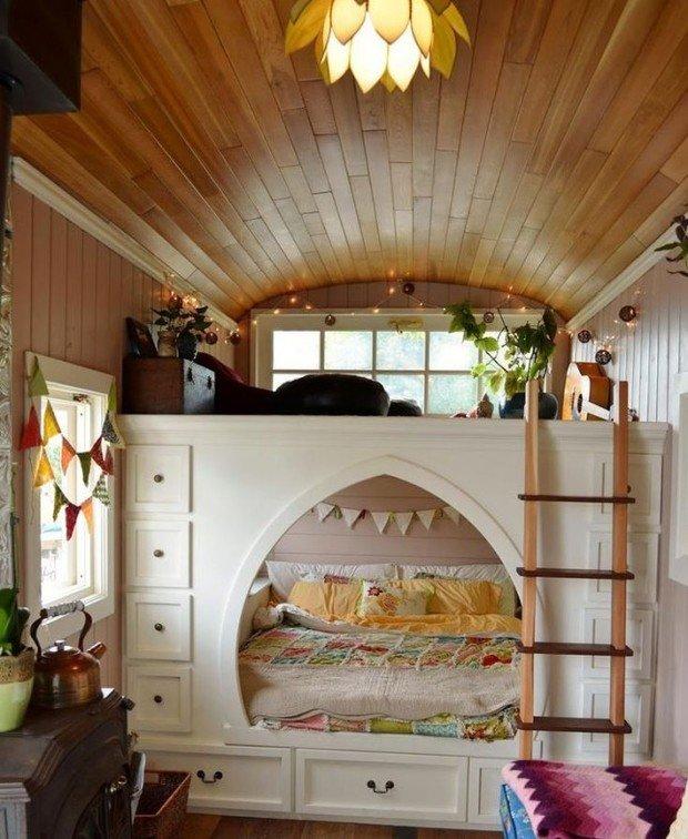 Фотография:  в стиле , Малогабаритная квартира, дизайн малогабаритки, идеи для малогабаритки, энциклодпедия_малогабаритка – фото на InMyRoom.ru