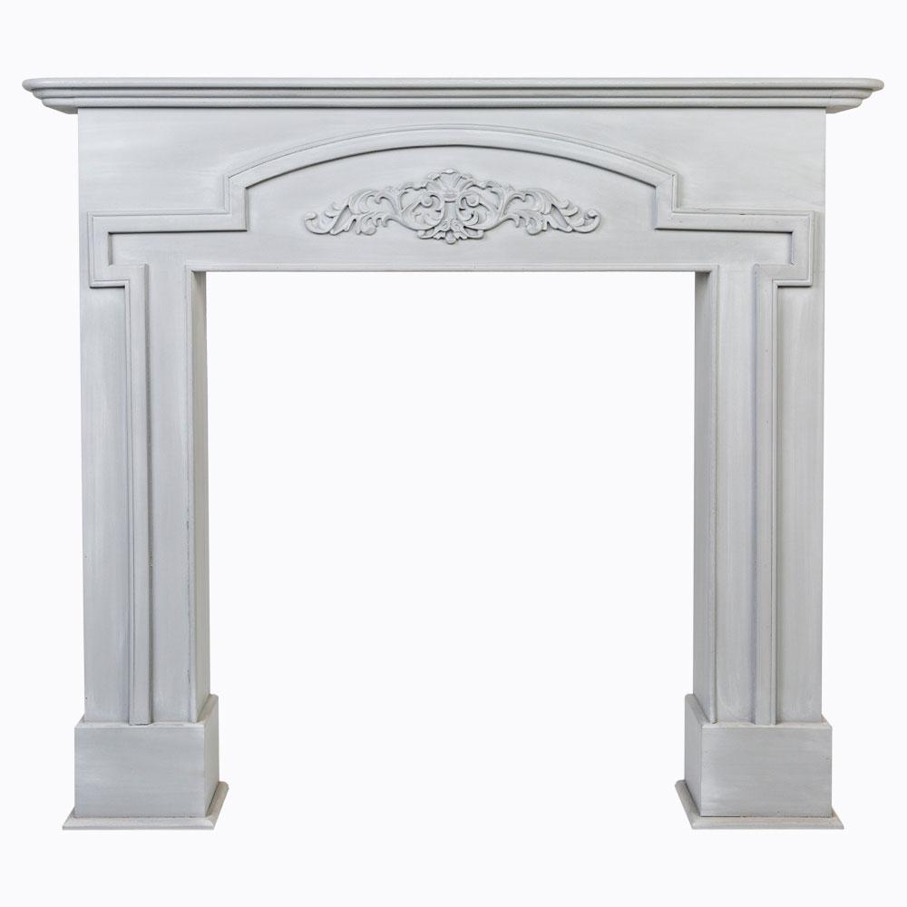 Каминный портал «тюильри грэй»