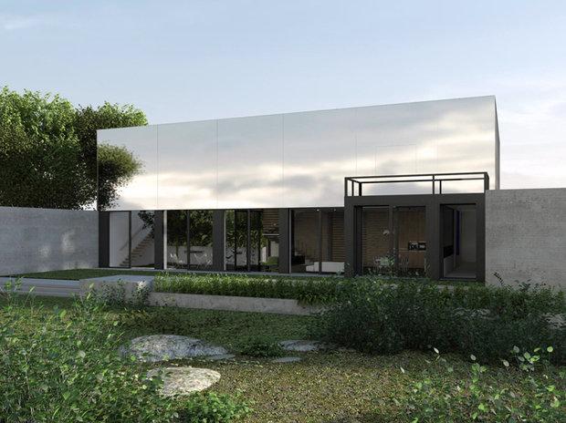 Фото из портфолио Загородный дом в Репино,  620м2 – фотографии дизайна интерьеров на INMYROOM