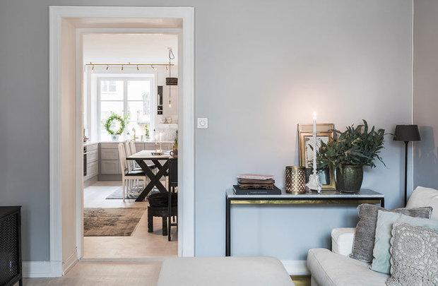 Фотография:  в стиле , Декор интерьера, Квартира, Советы, Дорого и бюджетно – фото на InMyRoom.ru