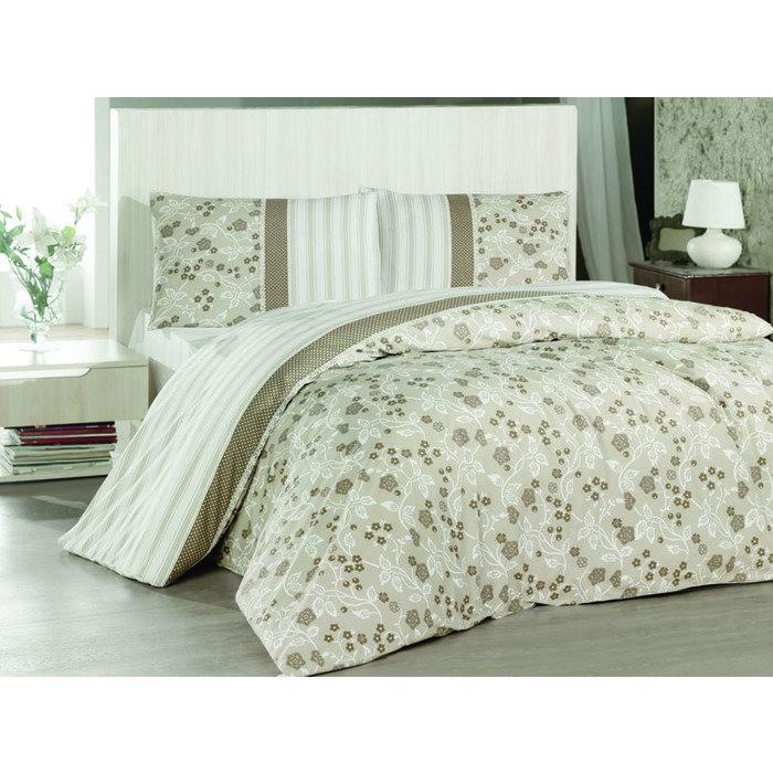 Комплект постельного белья евро MELORY