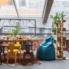 Фотография: Кухня и столовая в стиле Лофт, Квартира, Проект недели, Гид – фото на InMyRoom.ru