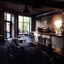 Фото из портфолио Эспрессо бар Тишина, Одесса – фотографии дизайна интерьеров на INMYROOM