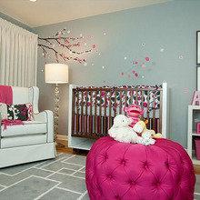 Фотография: Детская в стиле Восточный, Декор интерьера, Мебель и свет – фото на InMyRoom.ru