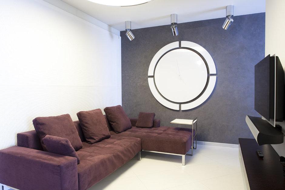 Фотография: Гостиная в стиле Лофт, Квартира, Дома и квартиры, Минимализм – фото на InMyRoom.ru