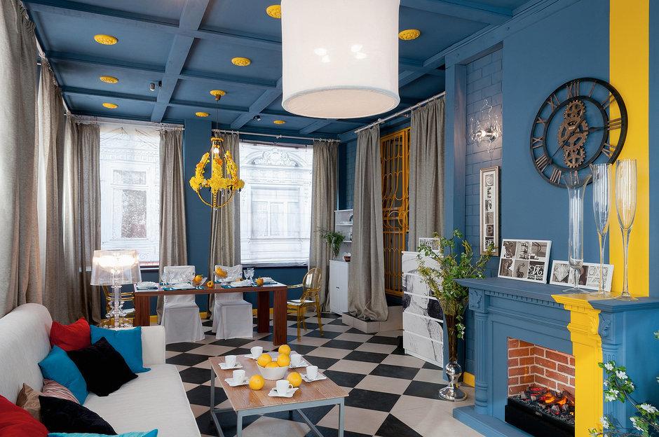 Фотография: Кухня и столовая в стиле Современный, Эклектика, Декор интерьера, Декор дома, IKEA, Ligne Roset, Kartell, Веранда – фото на InMyRoom.ru