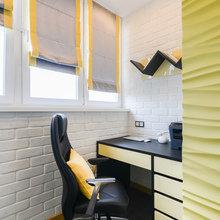 Фото из портфолио Концепция серого – фотографии дизайна интерьеров на InMyRoom.ru