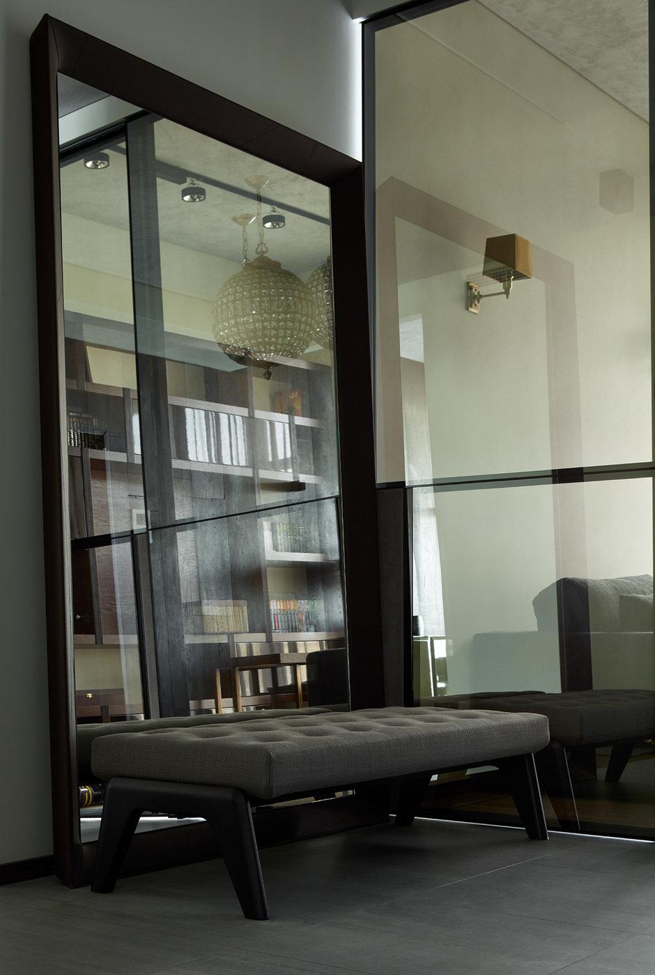 Фотография: Прихожая в стиле Современный, Лофт, Квартира, Проект недели, Москва, Ариана Ахмад, Монолитный дом, 4 и больше, Более 90 метров – фото на InMyRoom.ru