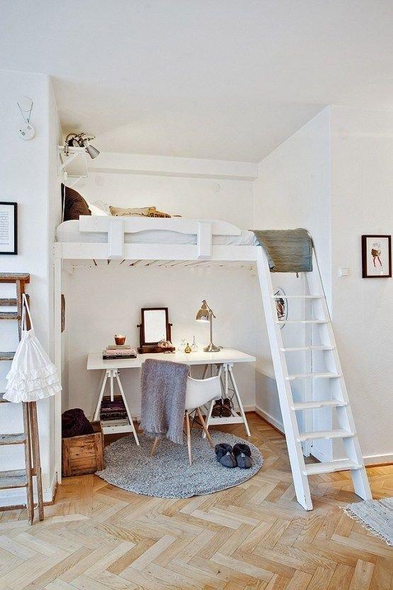 Фотография: Спальня в стиле Скандинавский, Квартира, Советы – фото на InMyRoom.ru