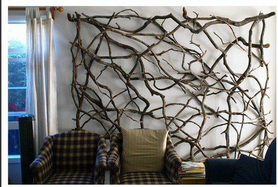 Фотография: Декор в стиле Эко, Декор интерьера, Мебель и свет, Декор дома, Светильники, Зеркала – фото на InMyRoom.ru