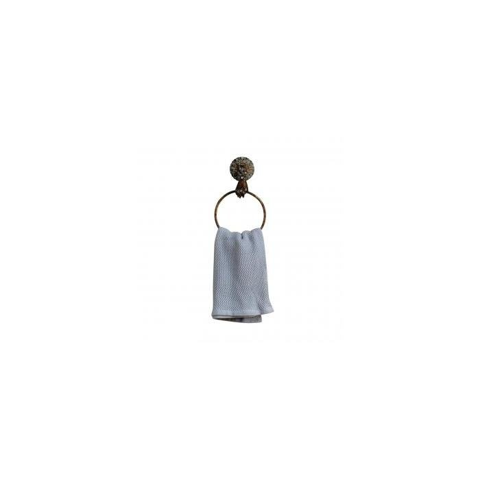 Кольцо-держатель Metal Towel Ring with Hand