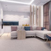 Фото из портфолио Студия в современном стиле – фотографии дизайна интерьеров на INMYROOM