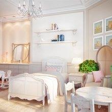 Фото из портфолио Интерьер квартиры в г. Тюмень в классическом стиле. – фотографии дизайна интерьеров на InMyRoom.ru