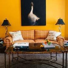 Фотография: Гостиная в стиле Кантри, Декор интерьера – фото на InMyRoom.ru