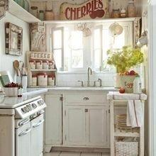 Фотография: Кухня и столовая в стиле Кантри, Классический, Эклектика, Декор интерьера, Аксессуары, Декор – фото на InMyRoom.ru
