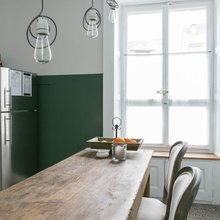 Фото из портфолио Простое, красивое и функциональное пространство – фотографии дизайна интерьеров на INMYROOM