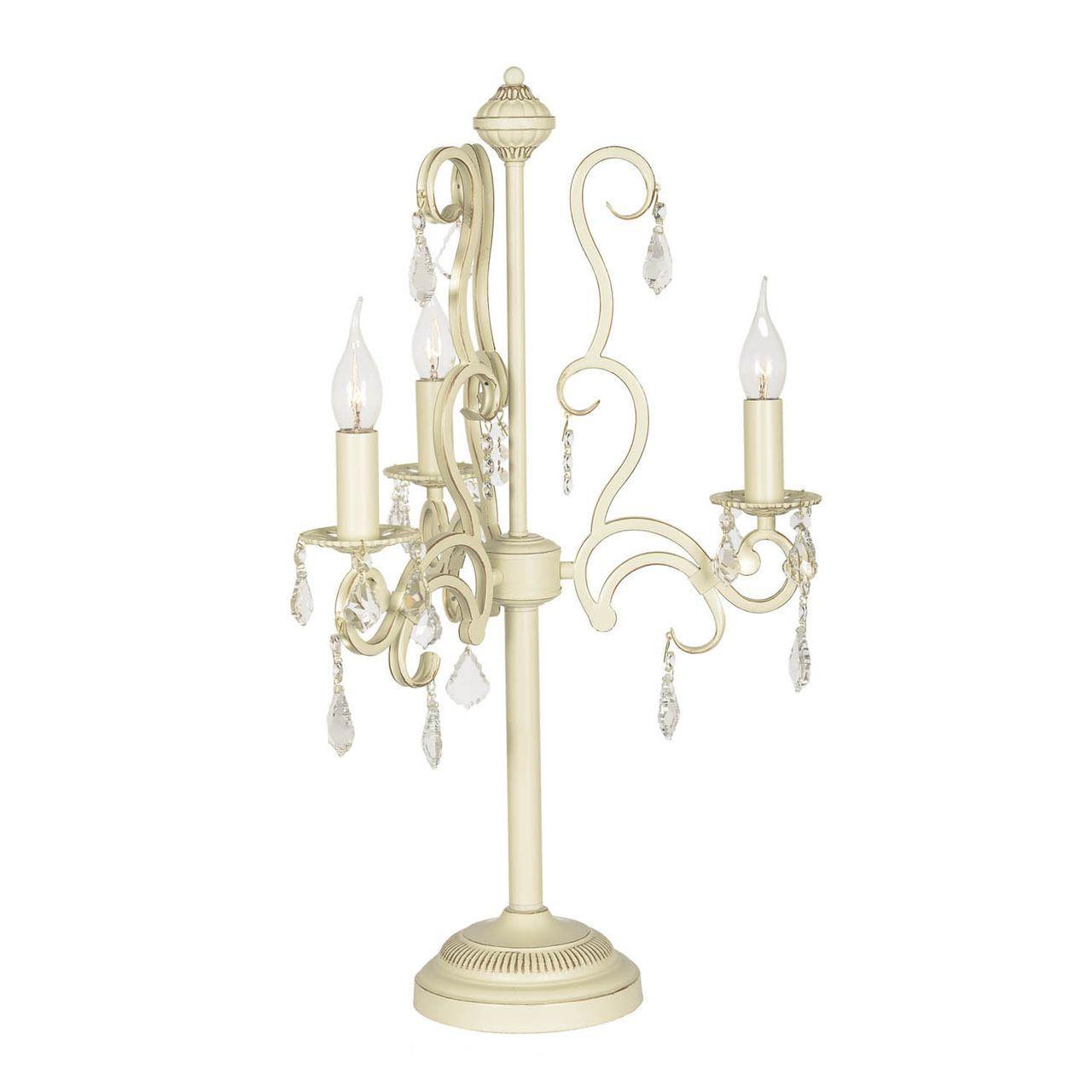 Купить со скидкой Настольная лампа Arti Lampadari Gioia