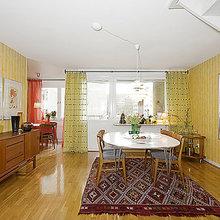 Фотография: Гостиная в стиле Кантри, Квартира, Швеция, Дома и квартиры – фото на InMyRoom.ru