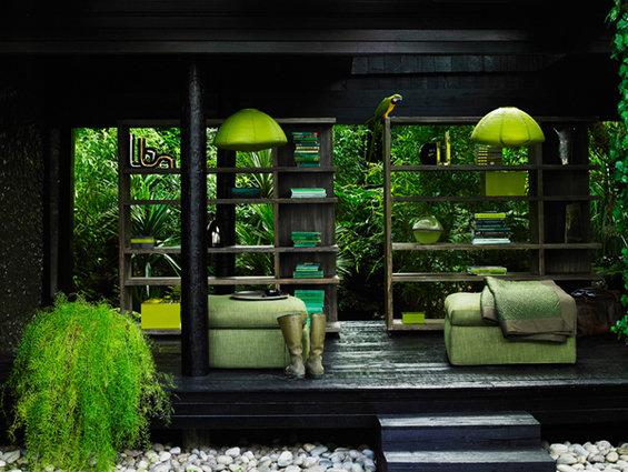 Фотография: Терраса в стиле Лофт, Современный, Декор интерьера, DIY, Цвет в интерьере – фото на INMYROOM