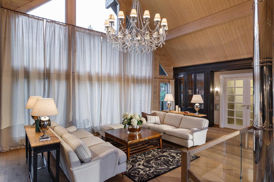Фотография: Гостиная в стиле Прованс и Кантри, Дом, Дома и квартиры, IKEA, Проект недели – фото на InMyRoom.ru