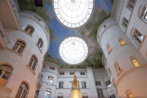 Фотография: Архитектура в стиле Классический, Дом, Дома и квартиры, Отель, Проект недели – фото на INMYROOM