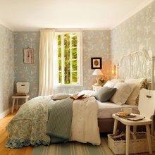 Фотография: Спальня в стиле Кантри, Скандинавский, Дом, Дома и квартиры, IKEA, Дача – фото на InMyRoom.ru