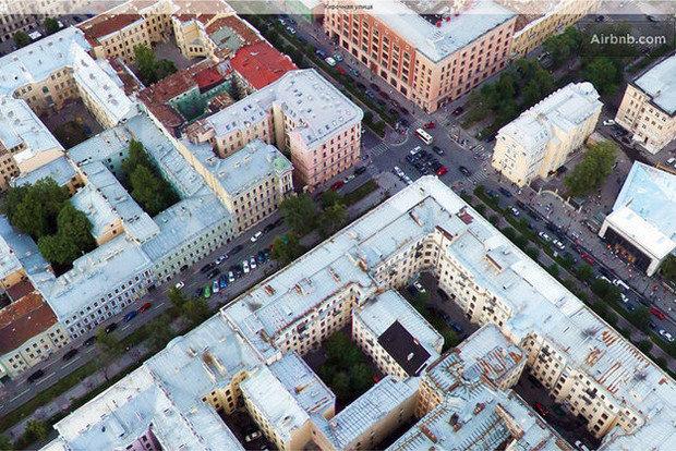 Фотография: Гостиная в стиле Современный, Airbnb – фото на InMyRoom.ru