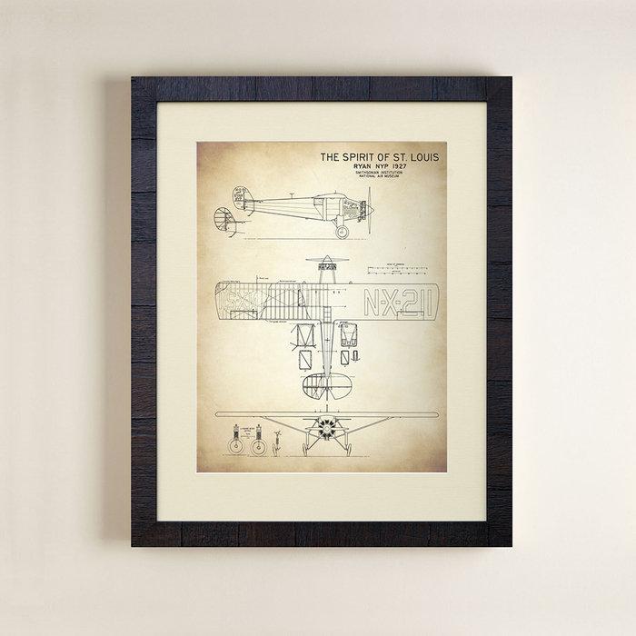 Аэропланы. Пергамент 0.2