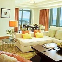 Фотография: Гостиная в стиле Современный, Дома и квартиры, Городские места, Отель – фото на InMyRoom.ru