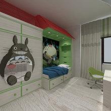 Фото из портфолио Проект квартиры в ЖК «Четыре Солнца» – фотографии дизайна интерьеров на INMYROOM