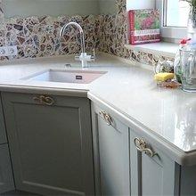 Фото из портфолио Столешницы из камня для кухни – фотографии дизайна интерьеров на INMYROOM