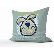 Декоративная подушка: Команда пса