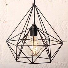 Лампа с ретролампочкой «Бриллиант»