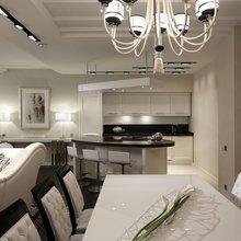 Фотография: Кухня и столовая в стиле , Квартира, Дома и квартиры – фото на InMyRoom.ru