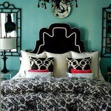 Фотография: Спальня в стиле Классический, Современный, Эклектика, Декор интерьера, Декор дома, Ковер – фото на InMyRoom.ru