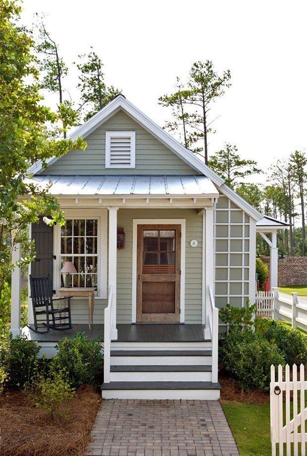 Фотография: Терраса в стиле Прованс и Кантри, Дом и дача, как обновить дачный дом – фото на INMYROOM