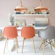 Фото из портфолио  Доминирование розового и персикового цветов в интерьере – фотографии дизайна интерьеров на INMYROOM