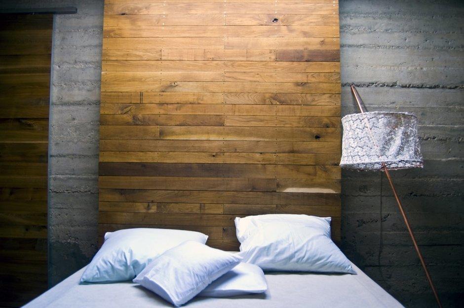 Фотография: Спальня в стиле Лофт, Дом, Дома и квартиры, Минимализм, Проект недели – фото на InMyRoom.ru