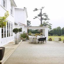 Фотография: Терраса в стиле Минимализм, Дом, Дома и квартиры – фото на InMyRoom.ru