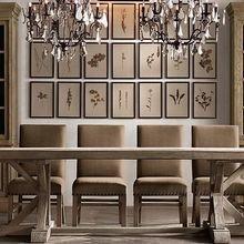 Фото из портфолио Столовые – фотографии дизайна интерьеров на INMYROOM