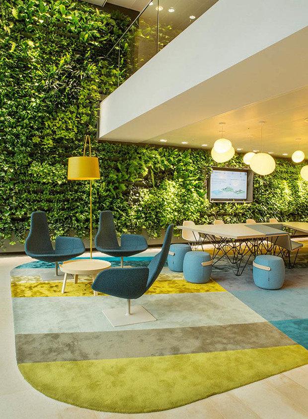 Фотография:  в стиле Лофт, Хай-тек, Офисное пространство, Офис, Дома и квартиры, Проект недели – фото на InMyRoom.ru