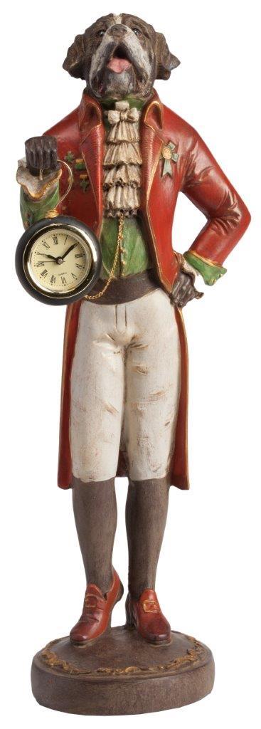 Купить со скидкой Предмет декора с часами st. Bernard