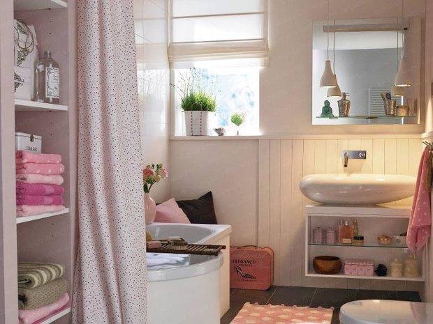 Фотография: Ванная в стиле Современный, Декор интерьера, DIY, Дом, Системы хранения – фото на InMyRoom.ru