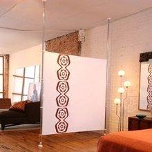Фотография: Спальня в стиле Лофт, Квартира, Мебель и свет, Советы, Ремонт на практике – фото на InMyRoom.ru