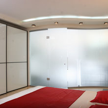Фото из портфолио Дизайн квартиры для молодой семьи  – фотографии дизайна интерьеров на INMYROOM