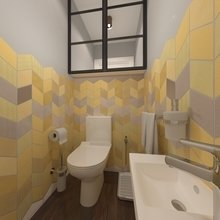 Фото из портфолио проект квартиры площадью 93 кв.м.  – фотографии дизайна интерьеров на INMYROOM