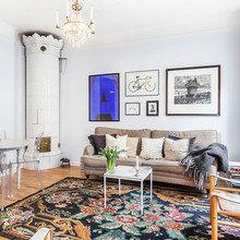 Фото из портфолио  SIGTUNAGATAN 6 , Vasastan , STOCKHOLM – фотографии дизайна интерьеров на INMYROOM